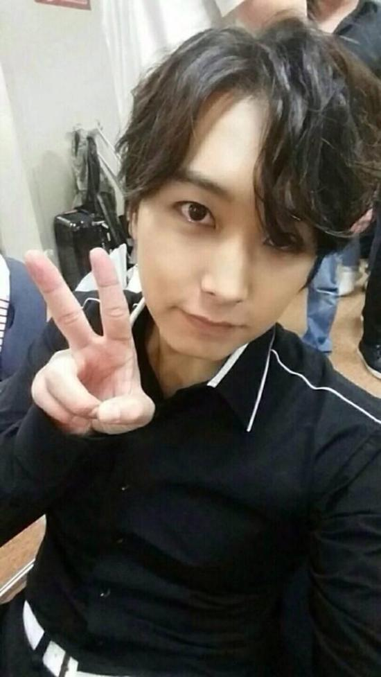 140903 elf japan update sungmin