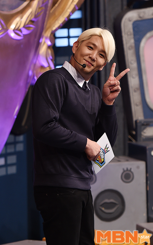 140910 show champion kangin007