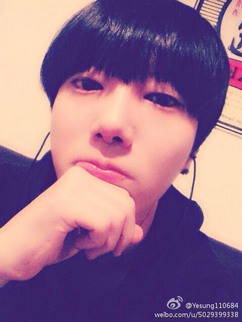 141017 yesung weibo2