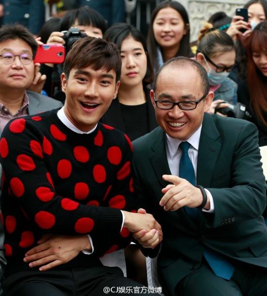 141.024 CJ 娱乐 官方 微 博 Aggiornamento Weibo con Siwon 005