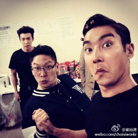 141029 siwon weibo