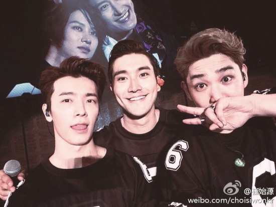 141030 siwon weibo