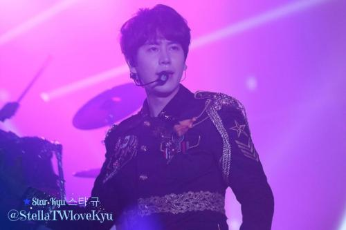 141108 SuperShowHK- Kyu