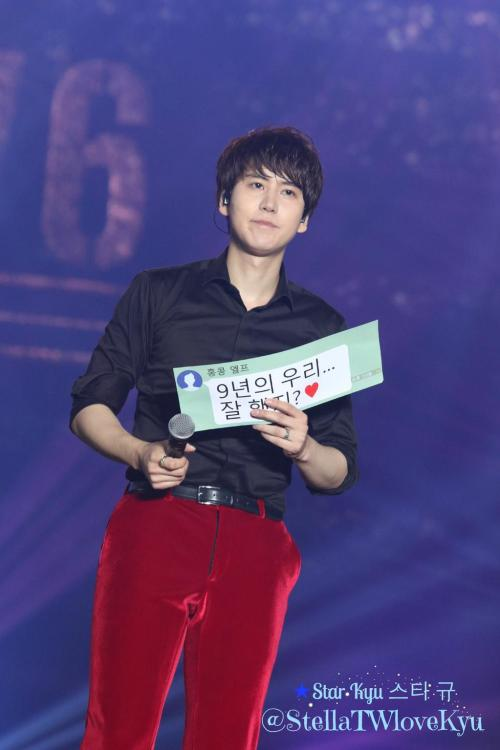 141108 SuperShowHK-Kyu24