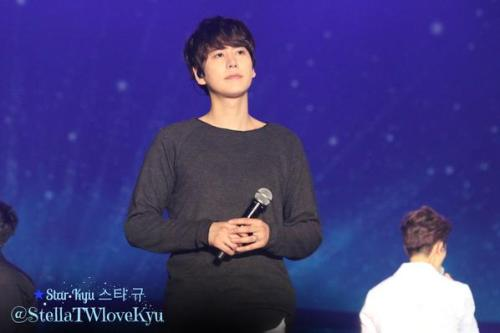 141108 SuperShowHK-Kyu7