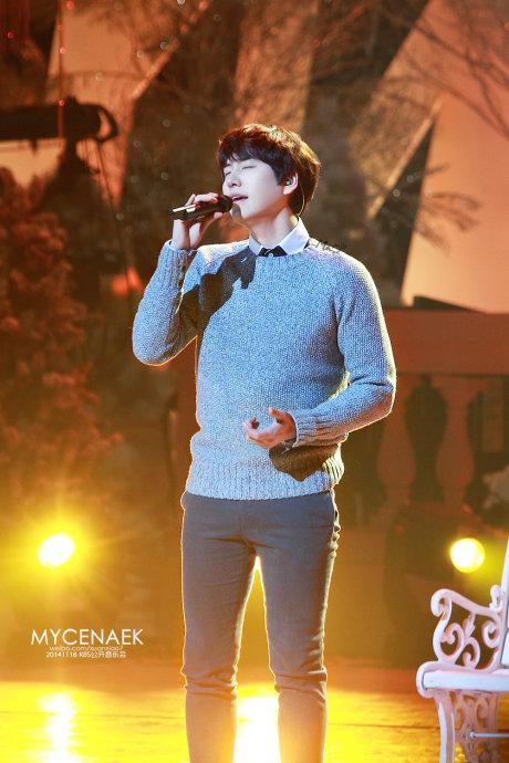 141118 kbs open concert kyuhyun001