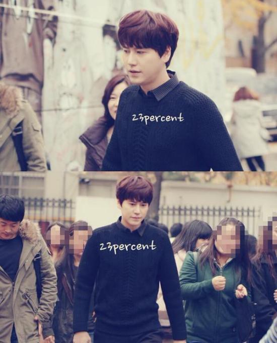 141121 Kyu@KBS2