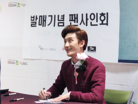 141121 SMTOWN NOW Official Update with Zhou Mi 003