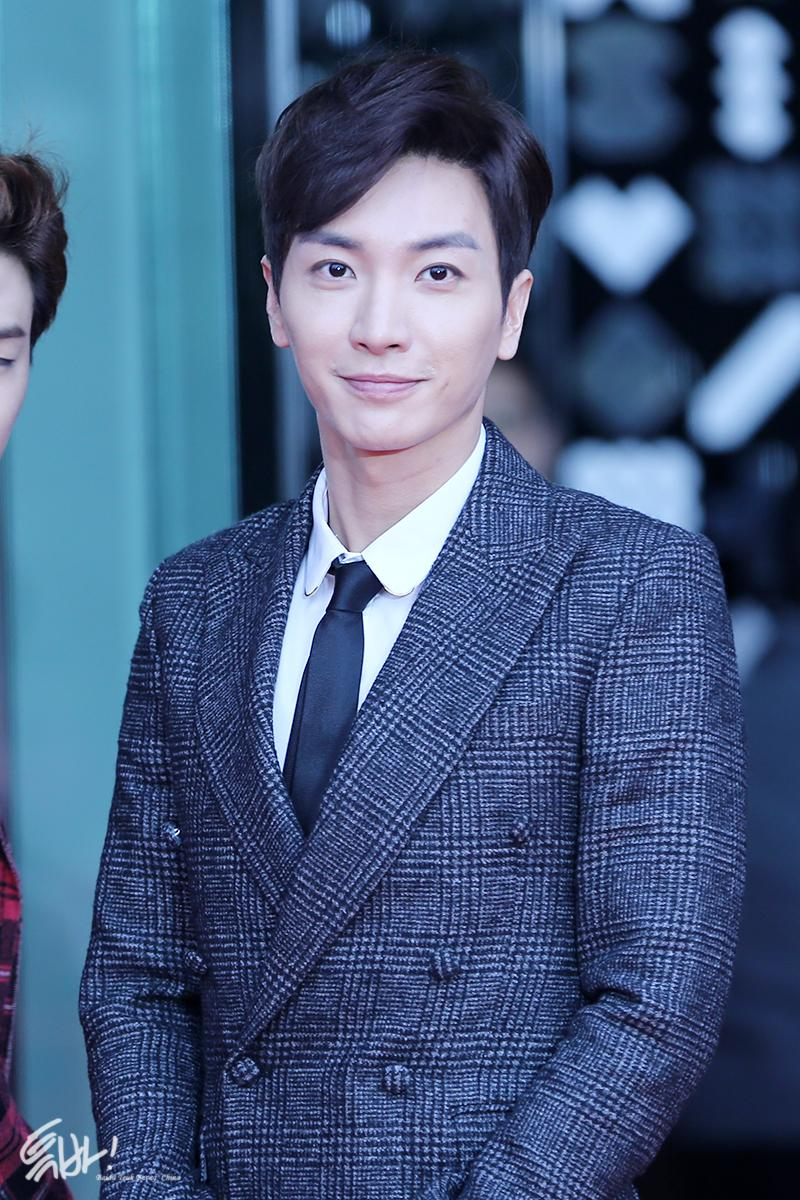 Leeteuk  Obsession its hard to explain.  Pinterest  Leeteuk
