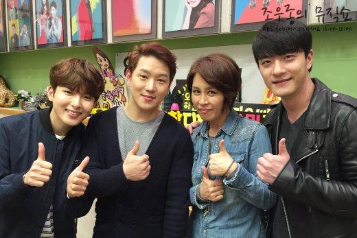 150320-KBS Cool FM Joo WooJung Music Show-1
