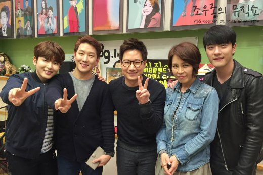 150320-KBS Cool FM Joo WooJung Music Show-2