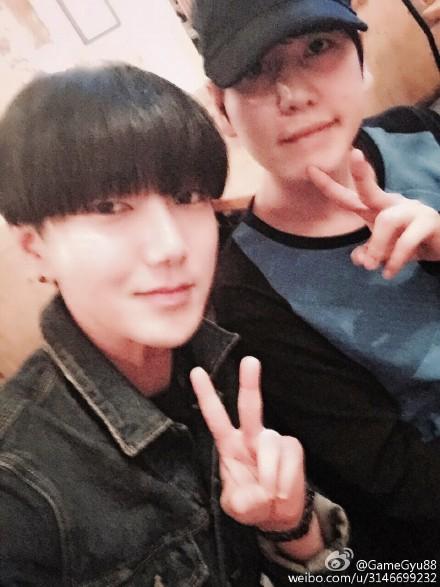 150331 Kyuhyun weibo