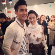 150504 Siwon at Chanel event2