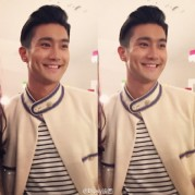 150504 Siwon at Chanel event5
