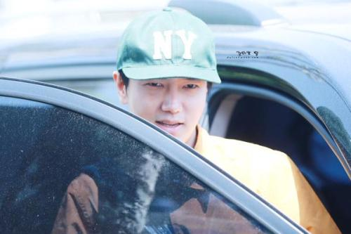 150504 Yesung Discharged
