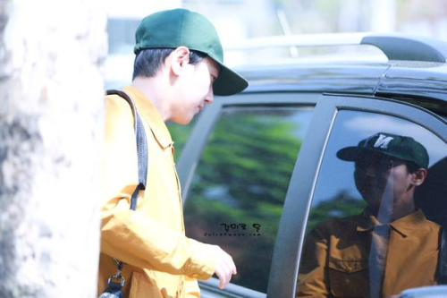 150504 Yesung Discharged2