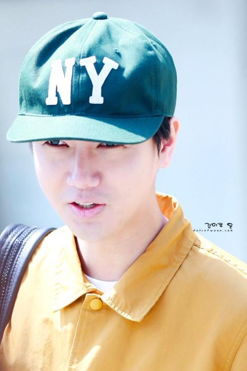 150504 Yesung Discharged3