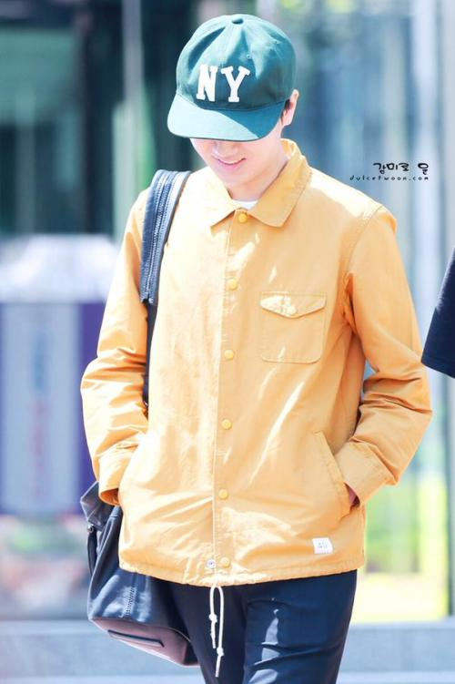 150504 Yesung Discharged4