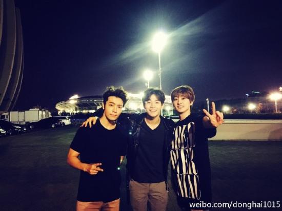 150525 Donghae