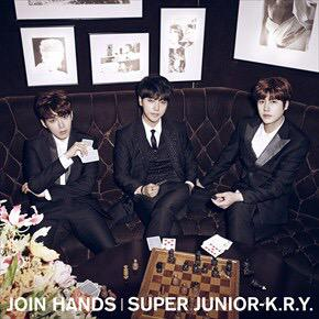150615 kry join hands cd only