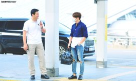 150619 donghae at icn to hk16