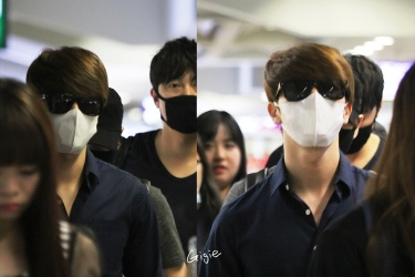 150619-Eunhae at HK Airport By Gigie1