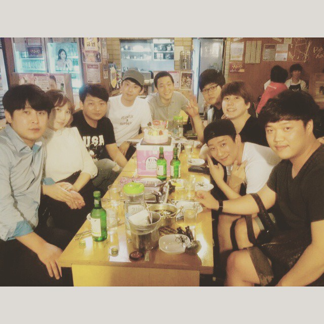150628-dongwook311 instagram with kyuhyun