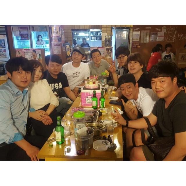 150628-vandalrock instagram with kyuhyun