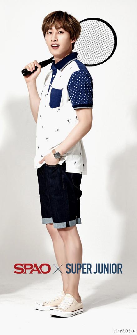 150708 SPAO Weibo Eunhyuk