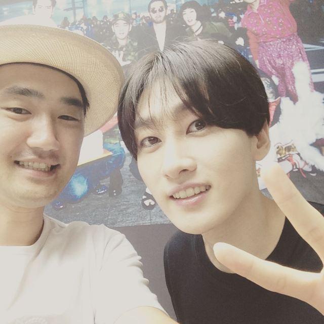 150712 dongseokq Instagram