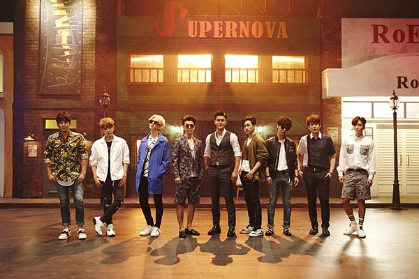 150716 Super Junior #Devil Official Picture