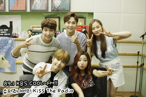 150718~19 Sukira (KTR) Official Update with Ryeowook 2