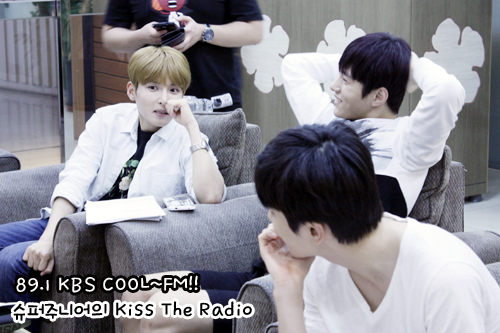 150718~19 Sukira (KTR) Official Update with Ryeowook 7