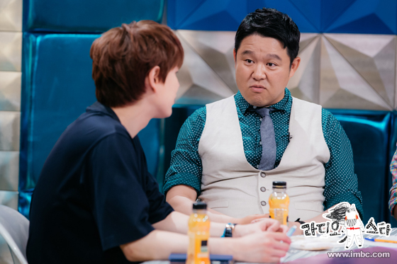 150721 MBC 'Radio Star' Official Update with Kyuhyun 2