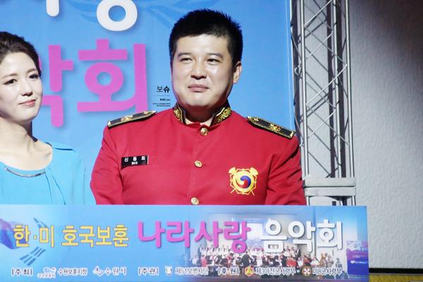 150724 Narasarang Concert with Shindong2