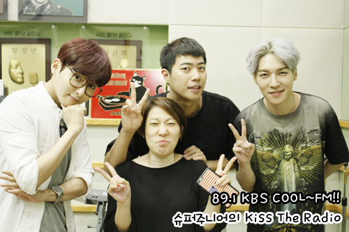 150724 Sukira (KTR) Official Update with Ryeowook2