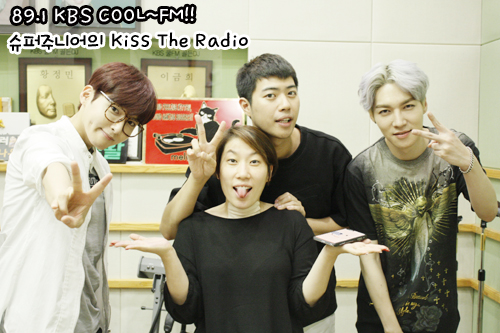 150724 Sukira (KTR) Official Update with Ryeowook3