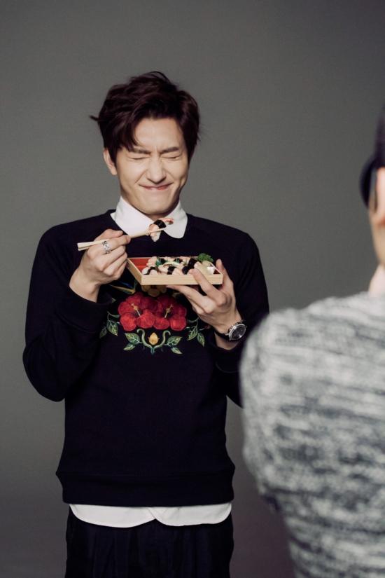 150727 milktst Naver Blog Update with Super Junior-M5