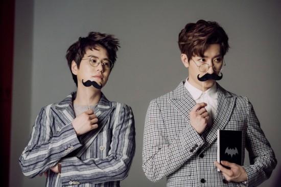 150727 milktst Naver Blog Update with Super Junior-M9