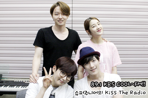 150727 Sukira (KTR) Official Update with Ryeowook1