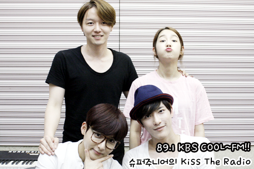 150727 Sukira (KTR) Official Update with Ryeowook3