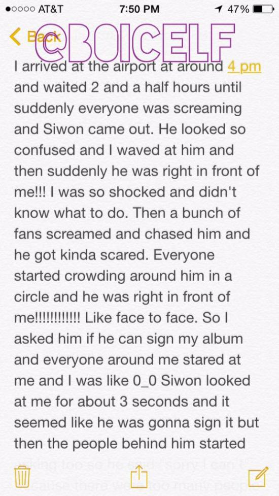 150731 Siwon at LAX Fan Account 1