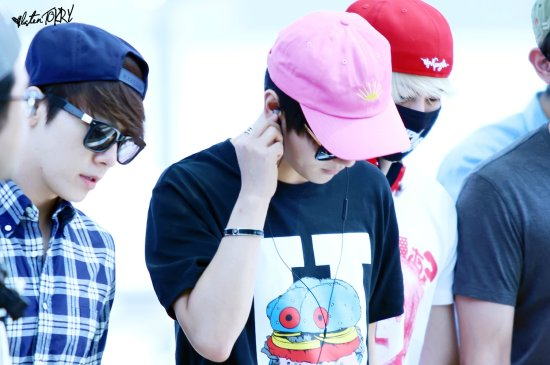 150731 Yesung at Incheon By ListentoKRY 2
