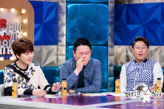 150803 radio star kyuhyun2
