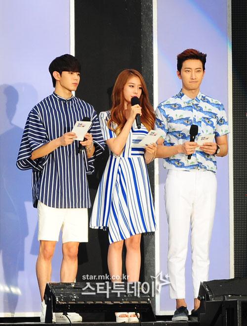 150804 summer kpop festival zhou mi2