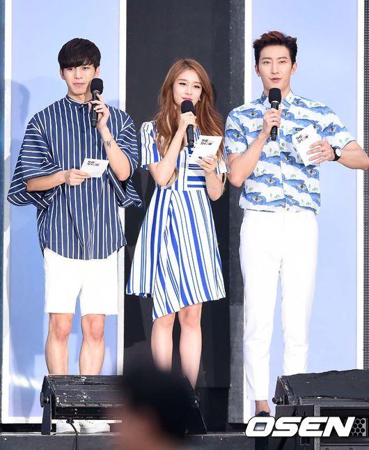 150804 summer kpop festival zhou mi3