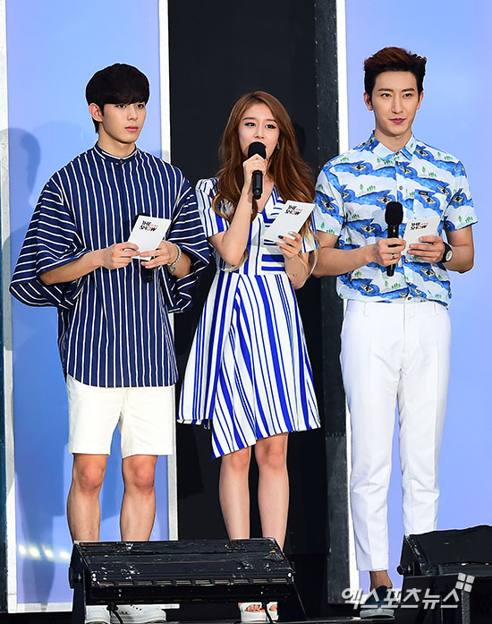 150804 summer kpop festival zhou mi4