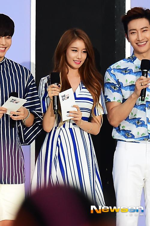 150804 summer kpop festival zhou mi5