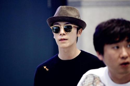150805 Donghae at ICN