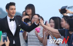 150813 Jecheon International Music and Film Festival - Siwon18